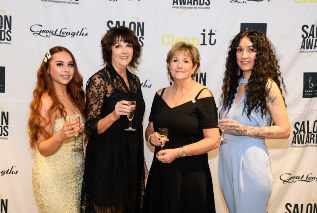 Oct 2019 – Hampshire Salon Awards 2019