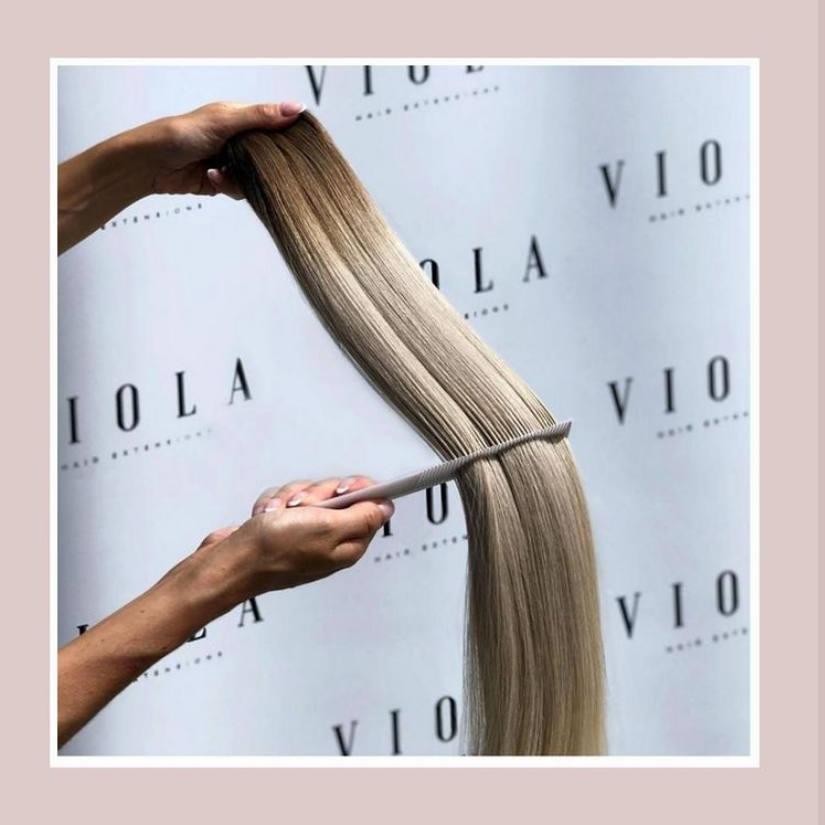 Nano hair extensions Hampshire